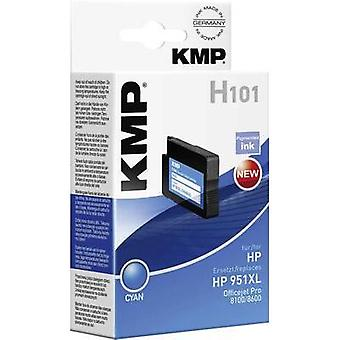 KMP Ink replaced HP 951, 951XL Compatible Cyan