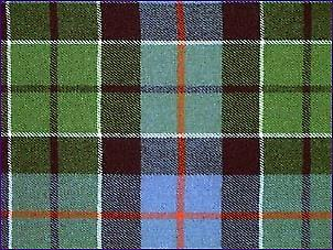 Leslie Green, Ancient - Pure Wool Tartan