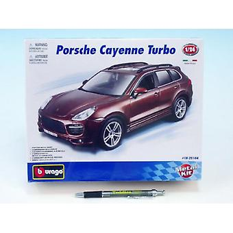 Burago Porsche Cayenne Turbo (Kids , Toys , Vehicles , Mini Cars)