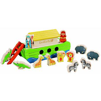 EverEarth Noah's Ark Small (Toys , Preschool , Playsets , Vehicles)