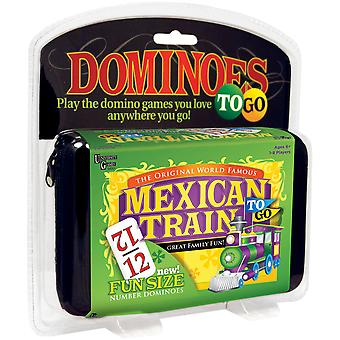Mexican Train To-Go Game- 54201