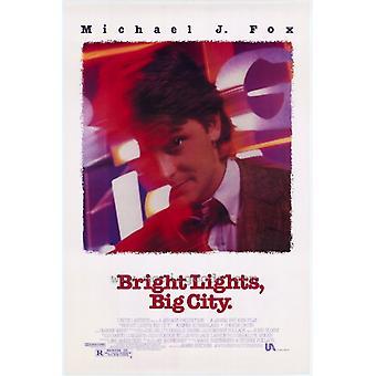 Brillantes luces gran ciudad Movie Poster Print (27 x 40)