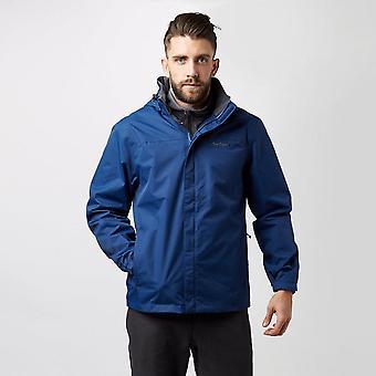 New Peter Storm Men's Storm Waterproof Jacket Blue