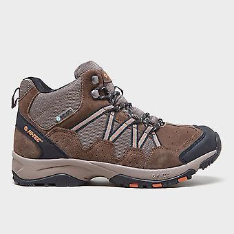 Brown Hi-Tec Men's Dexter Mid Walking Boot