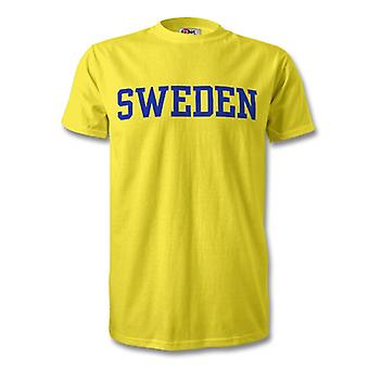 Sweden Country T-Shirt
