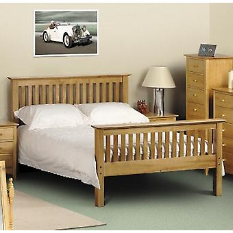 Crenby Bed 4' Or 4'6