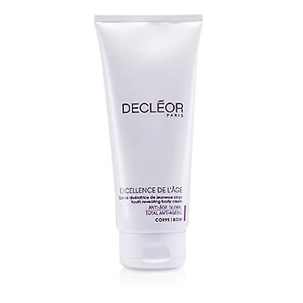 Decleor Excellence De L'Age ungdom avslöjande Body Cream (Salon produkt) 200ml/6,7 oz