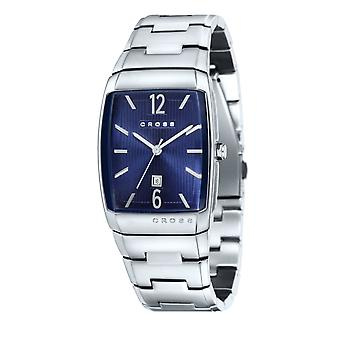 CROSS men's stainless steel wrist watch - Arial