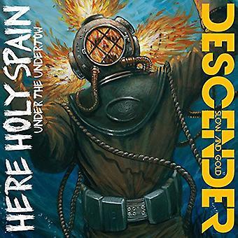 Her hellige Spanien / underlængden - Under Undertow / Slow & guld [Vinyl] USA import