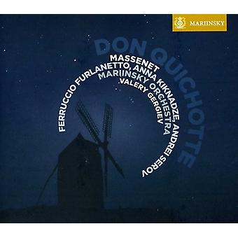 J. Massenet - Massenet: Don Quichotte [SACD] USA import
