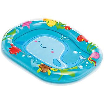 Intex Pool Whale 112X84X13 Cm (Outdoor , Pool And Water Games , Swimming Pools)