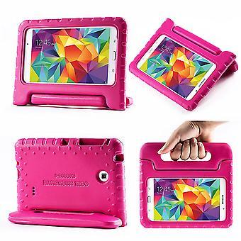 Jeg-Blason Galaxy Tab 4 7.0 Case - Armorbox Kido serien lett Super beskyttelse sak - rosa