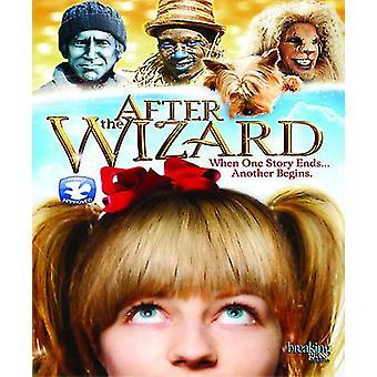 Nach dem Import Wizard [Blu-Ray] USA