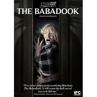 Babadook [DVD] USA import