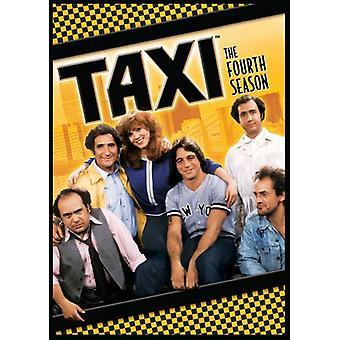 Taxi - taksówka: Sezon 4 [Płyta DVD] USA import