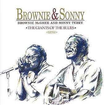Brownie McGhee & Sonny Terry - kake & Sonny: The Giants Blues [DVD] USA import