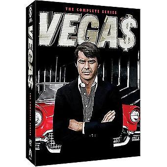 Vegas: Den kompletta serien [DVD] USA import