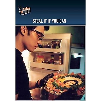 Steal It If You Can [DVD] USA import