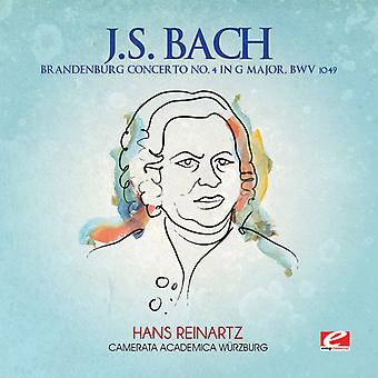 J.C. Bach - Bach: Brandenburg Concerto No. 4 in importazione USA G Major [CD]