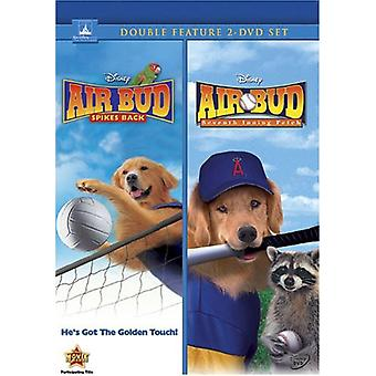 Air Bud: Spikes B/Seventh Inning [DVD] USA import