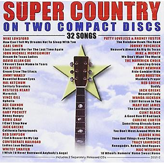 Super Country 32 Song - Super Country 32 Song [CD] USA import
