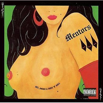 Mentorer - Sex narkotika & Rock N Roll [CD] USA importerer