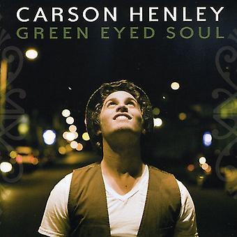 Carson Henley - Green Eyed Soul [CD] USA import