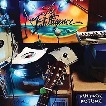 Intelligence - Vintage Future [CD] USA import