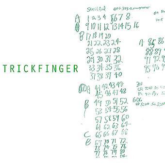 Trickfinger - Trickfinger [CD] USA importerer