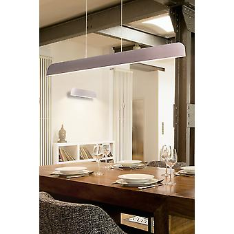 Leds C4 Aplique Sek 96xLed Refond 8W Anodizado y Granate (Home , Lighting , Wall sconces)