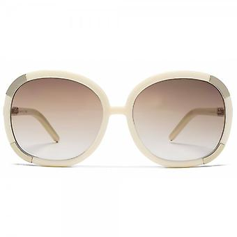 Chloe Myrte Sunglasses In Ivory