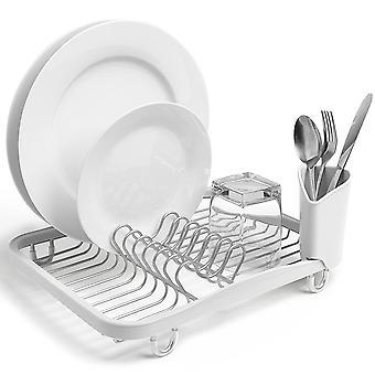 Umbra Sinkin Dish Rack White