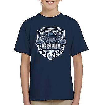 Overholdelse håndhævelse RoboCop børne T-Shirt