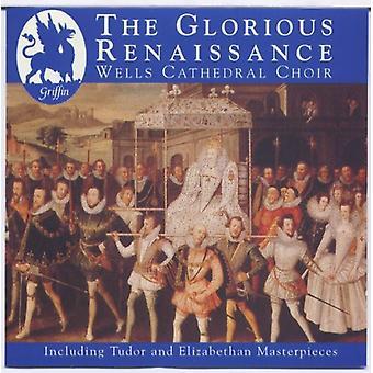 Brønde domkirke koret - herlige renæssance [CD] USA importerer