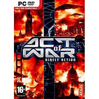Act Of War Direct Action (PC DVD)