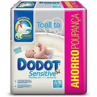 Dodot SensitiveWipes216 units (Childhood , Diaper and changers , Wipes )
