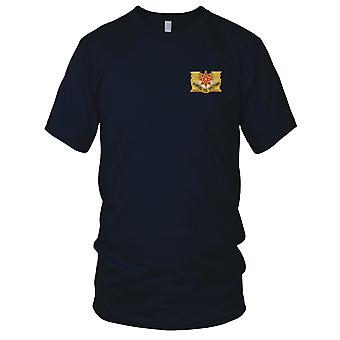 US Army - 10th Transportation Battalion Embroidered Patch - Kids T Shirt