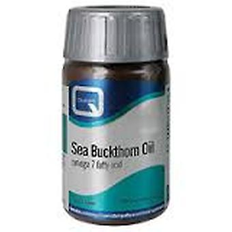 Quest Sea Buckthorn (Omega 7) 60 Capsules