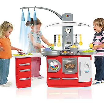 Molto Molto Kitchen Electronic Deluxe (Toys , Home And Professions , House , Playkitchen)