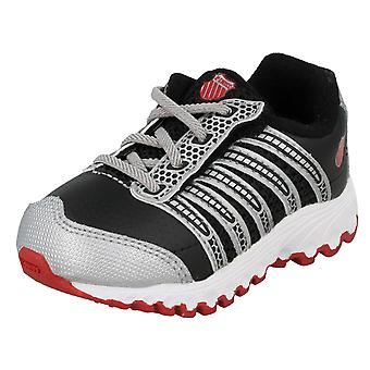 Infants K-Swiss Tubes Run 100 VLC Mesh Trainers