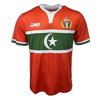 2016-2017 Western Sahara Away Football Shirt