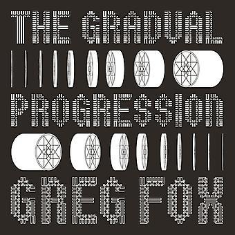 Greg Fox - gradvis Progression [CD] USA import
