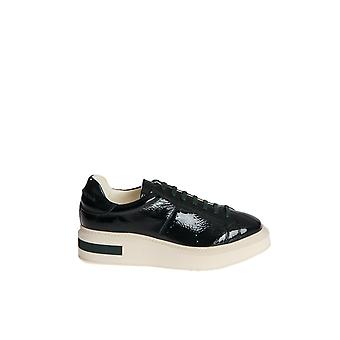Manuel Barceló ladies CSLBAD04 green leather of sneakers