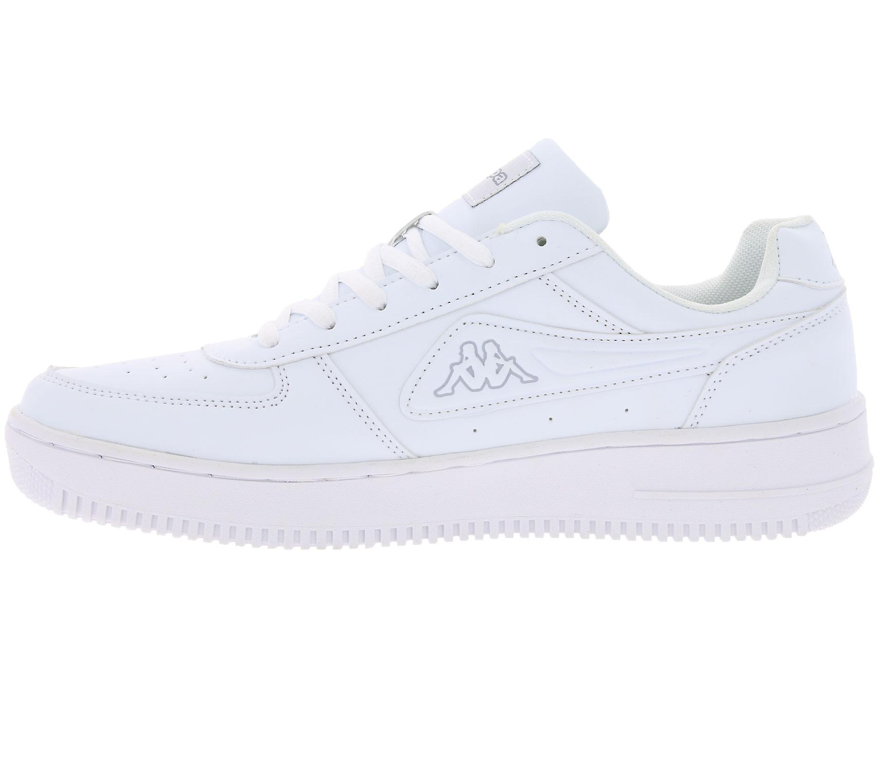 white sneakers sneaker men's Kappa bash WFPIFq