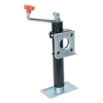 Sealey Tb373 Trailer Jack With Weld-On Swivel Mount 250Mm Travel 900Kg