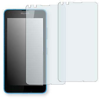 Microsoft Lumia 640 screen protector - Golebo crystal clear protection film