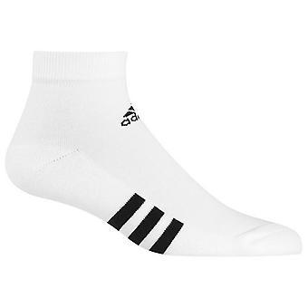 Adidas Mens Ankle Socks (Pack Of 3)