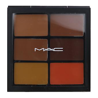 MAC Pro Conceal and Correct Palette 'Dark' 0.21Oz/6g New In Torn Box