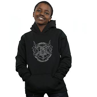 Harry Potter Boys Hogwarts Seal Hoodie