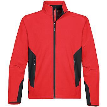 Stormtech Mens Pulse Two Tone Softshell Jacket